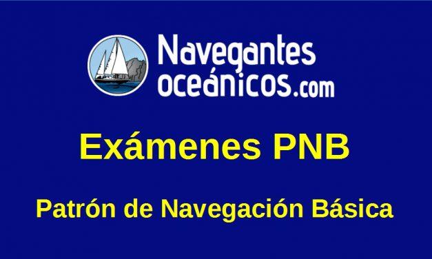 Exámenes PNB