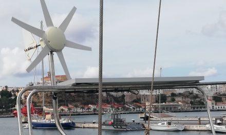 Generación de energía a bordo