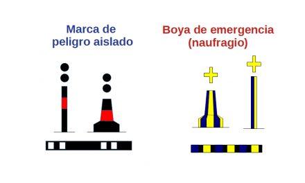 Balizamiento Marítimo (III) – Peligro aislado y peligro nuevo