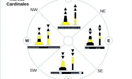 Balizamiento Marítimo (II) – Marcas cardinales