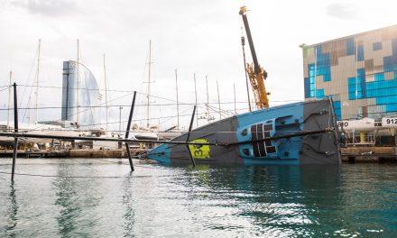 El velero «One Planet One Ocean» supera la prueba de estabilidad de la Vendée Globe 2020