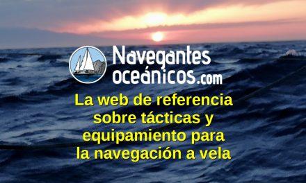 Navegantes Oceánicos. Web de referencia para la navegación a vela
