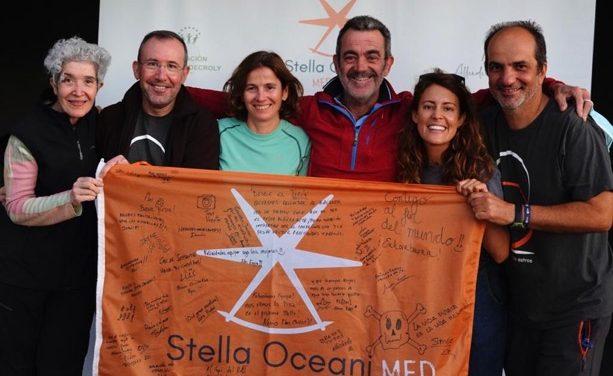 Stella Oceani MED, navegando con los astros en el Mediterráneo