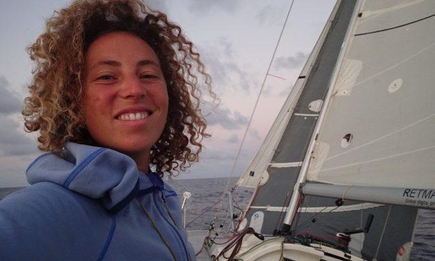 Djemila Tassin, proa a la Mini Transat 2021